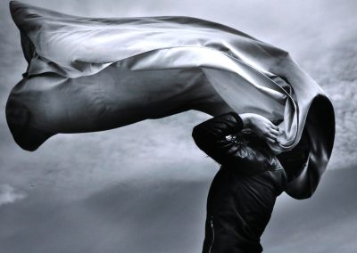 Mention : Qualité du Noir et blanc <br> <em>Résilience</em>