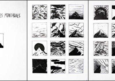 3e prix <br> <em>La relativité des montagnes</em>