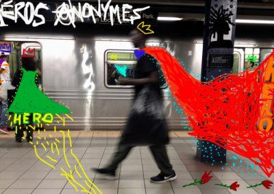<b>ORIGINALITÉ DE LA VISION</b><br><br> <em><b>Héros anonymes</b></em>
