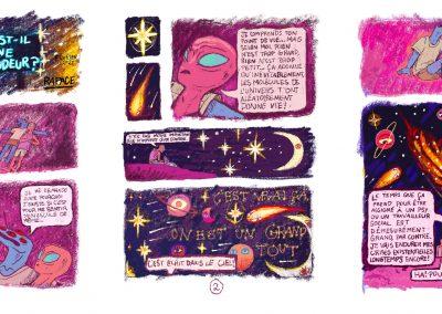 L'univers est-il de la bonne grandeur ?
